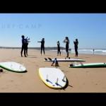Подготовка к тренировке LX Surf Camp