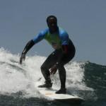 Первые волны с Blue Ocean Surf School