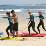 Правильная серферская стойка от Surf Camp For You